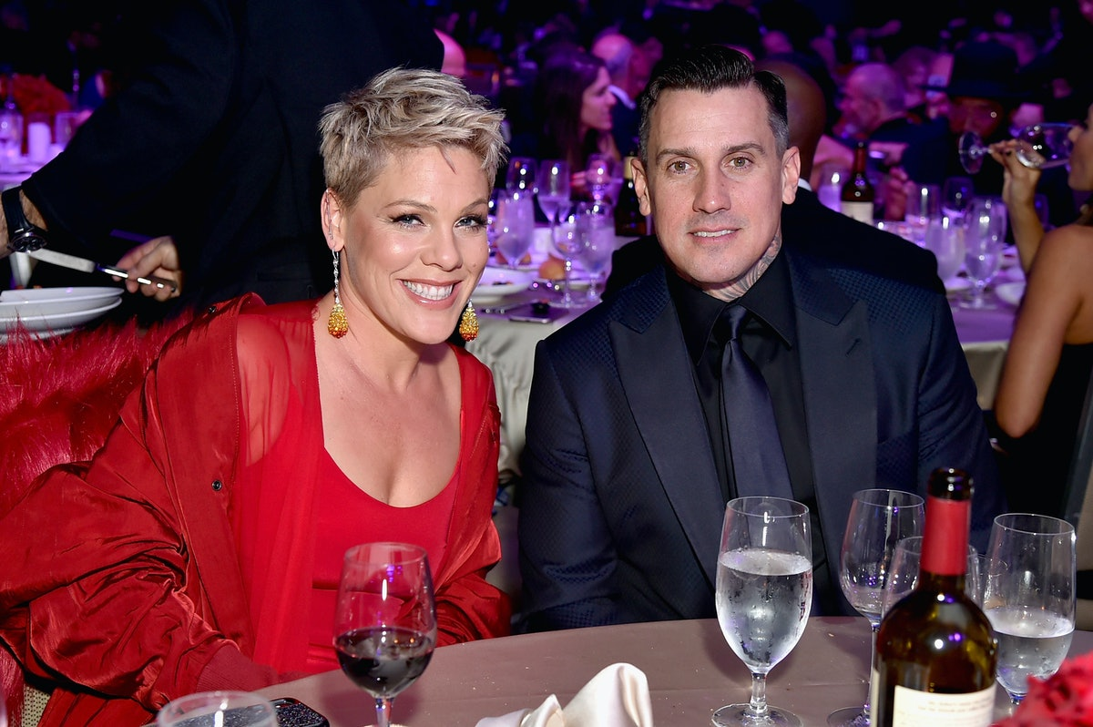 Pink & Carey Hart's Relationship Timeline Proves They Are One Of The Most Goals AF Couples In Showbiz
