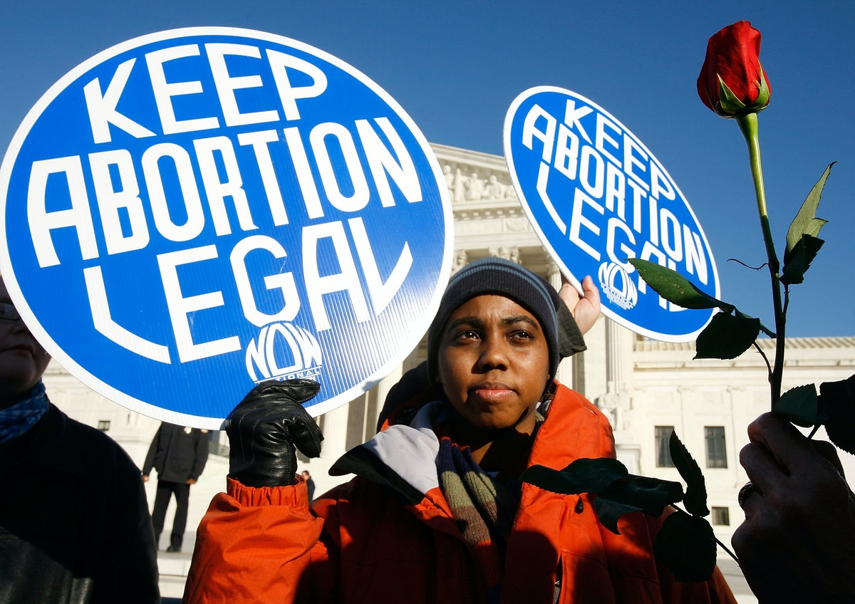 """What Is """"Late-Term Abortion""""? You Might Be Getting It All Wrong"""