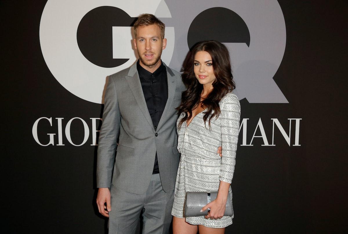 Who is Aarika Wolf? Calvin Harris' Girlfriend Accompanied Him To The BRITs 2019