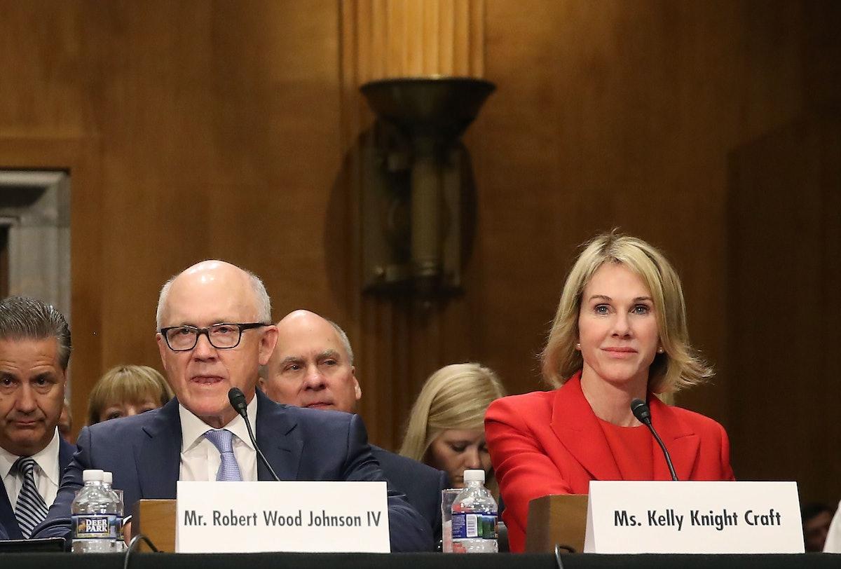 Trump Picks Kelly Craft As UN Ambassador & She's No Stranger To Diplomatic Positions