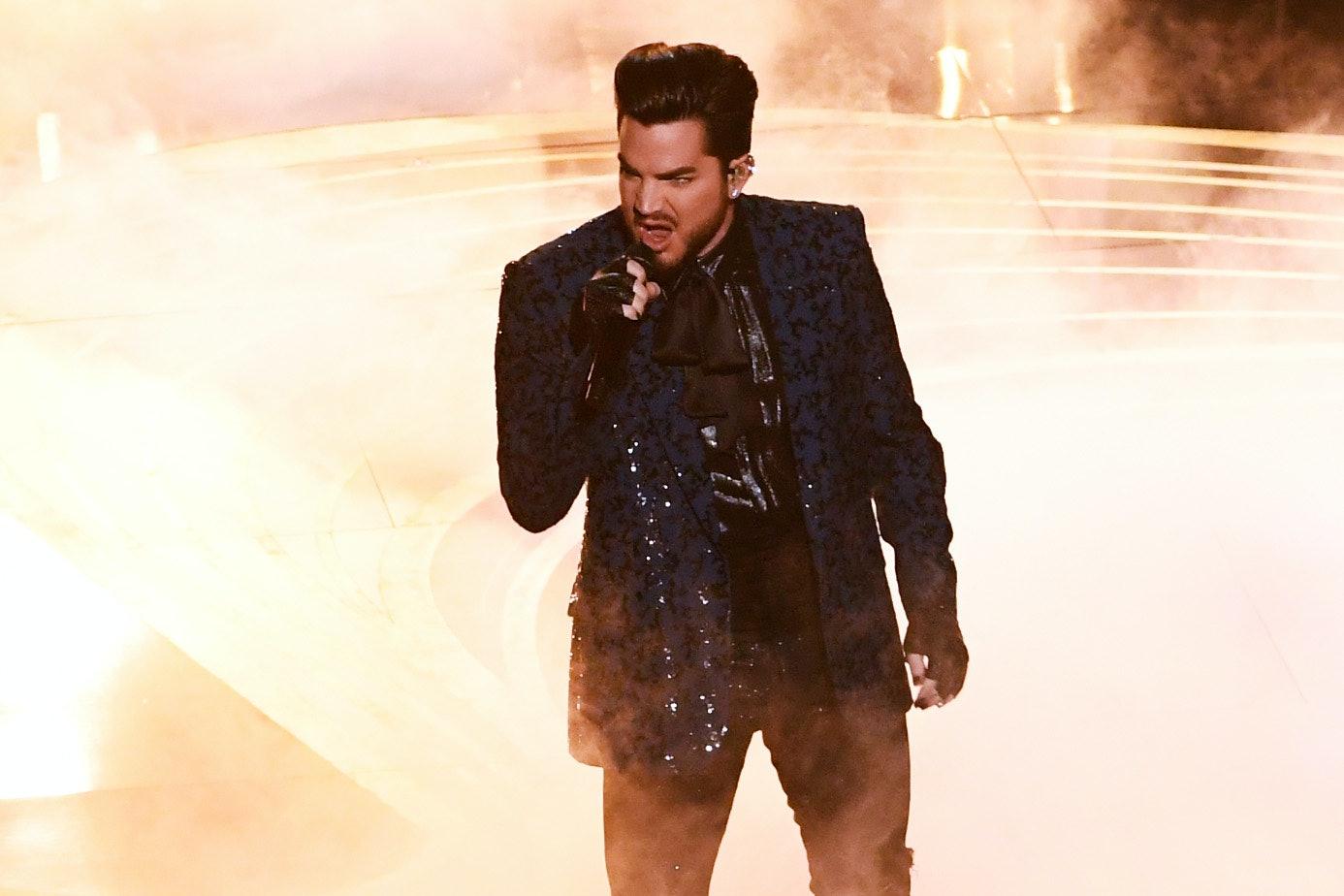 Adam Lambert dating historie