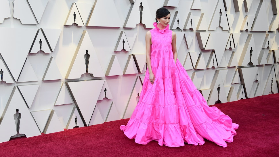 2d1e39dada Huge, Pink Outfits Were The Biggest Trend At The 2019 Oscars