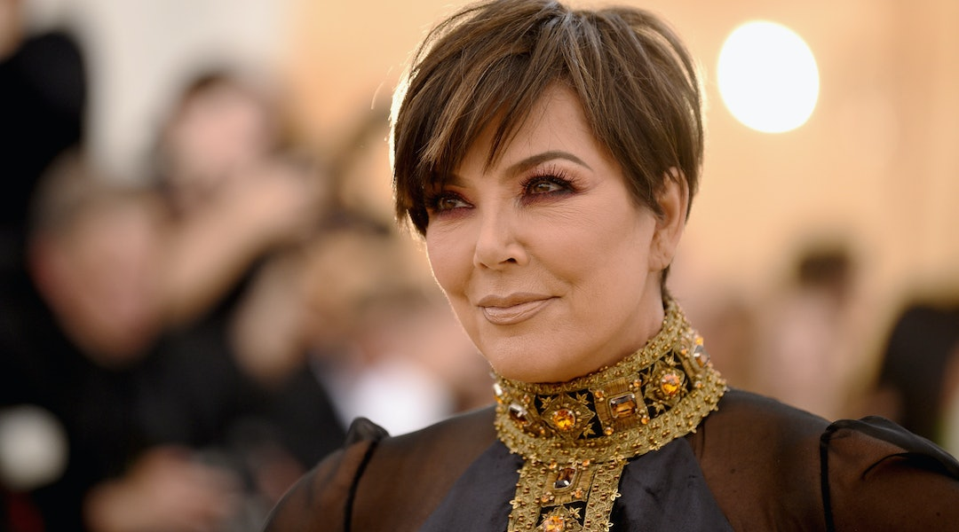 Kris Jenner S Bob Haircut Is One Of Her Boldest Hair Transformations Yet