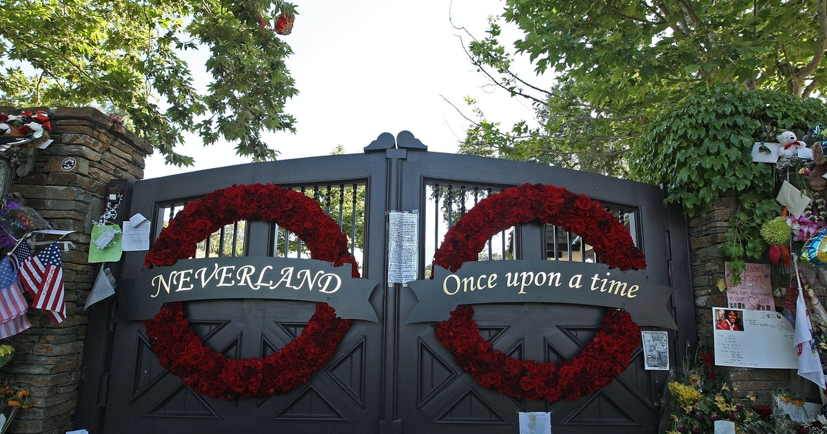What Happened To Neverland Ranch? Michael Jackson's Former Estate Is On The Market