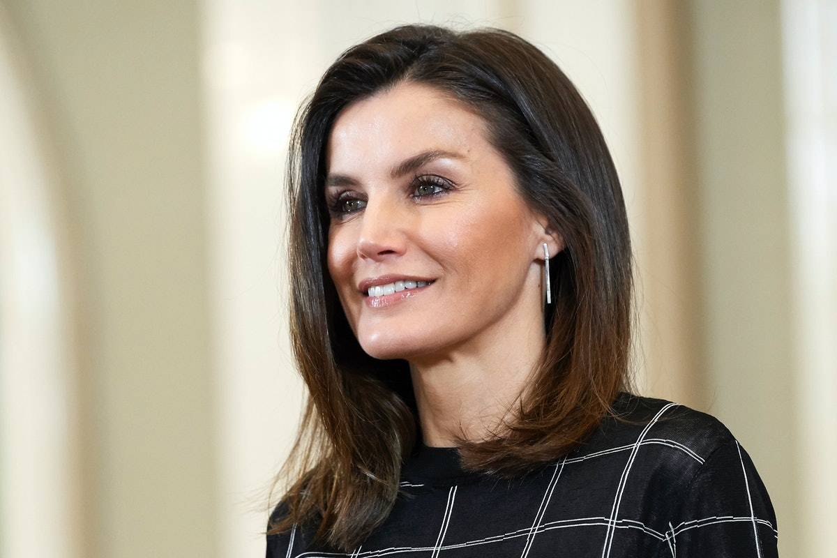 Queen Letizia's Floral Dress Is Right In Line With Kate Middleton's Spring Style