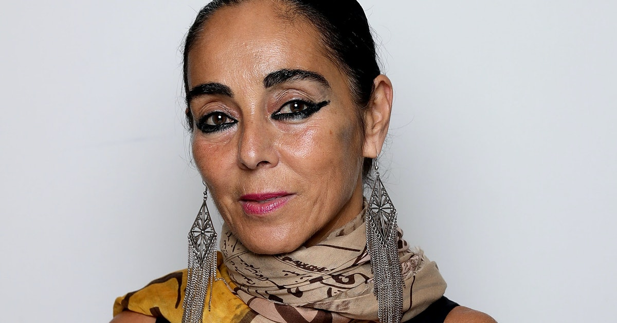 Iranian Visual Artist Shirin Neshat's Fashion Influences Her Art — & Not The Other Way Around