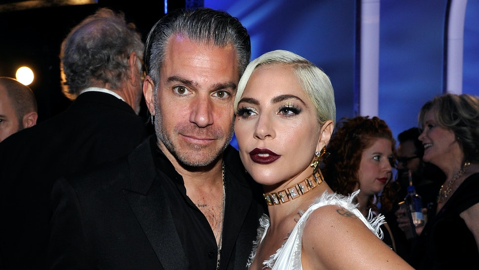 Celebrity Couples Lady Gaga and Christian Carino