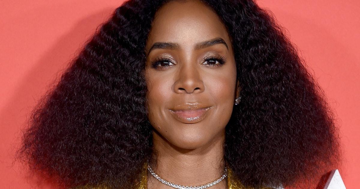 What Kelly Rowland Is Doing To Make Sure Black Girls Have Safe Spaces To Wear Their Natural 4C Hair