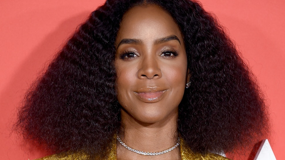 What Kelly Rowland Is Doing To Make Sure Black Girls Have Safe