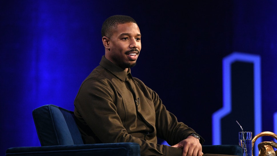 59bdff4193c Michael B. Jordan Went To Therapy After Filming  Black Panther  To Adjust  From Playing Killmonger