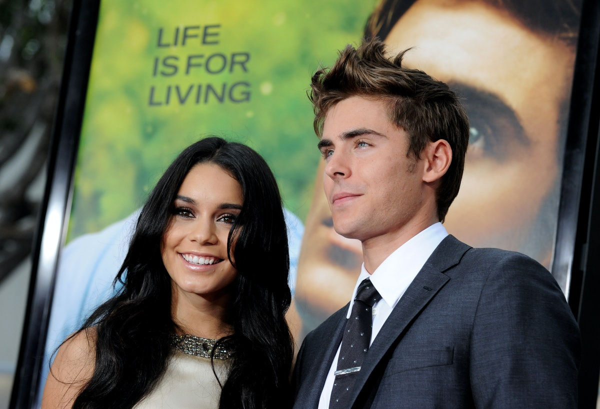 Are Zac Efron & Vanessa Hudgens Friends? The Disney Channel Exes Have Kept Things Cool
