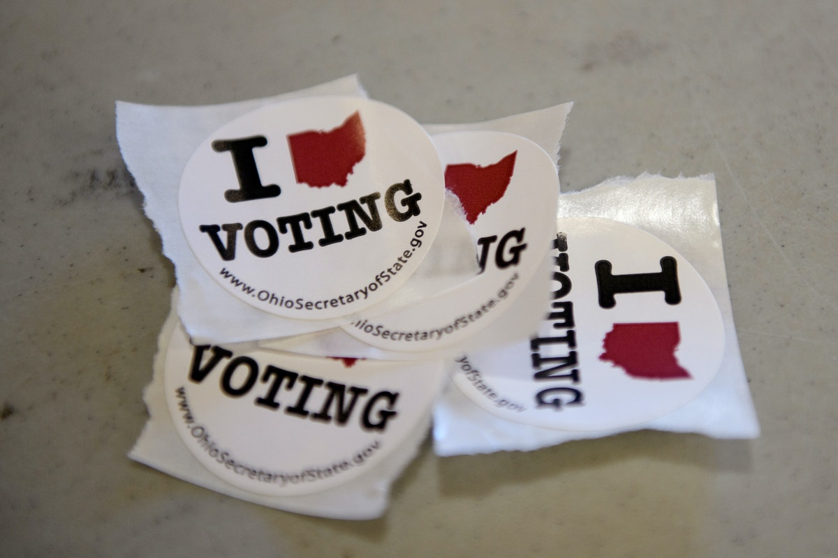 Sandusky, Ohio Is Making Election Day A Paid Holiday — And Ditching Columbus Day In Exchange