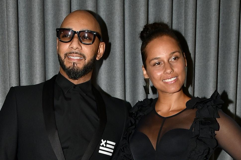 Alicia Keys Kids With Swizz Beatz Will Probably Sit The 2019