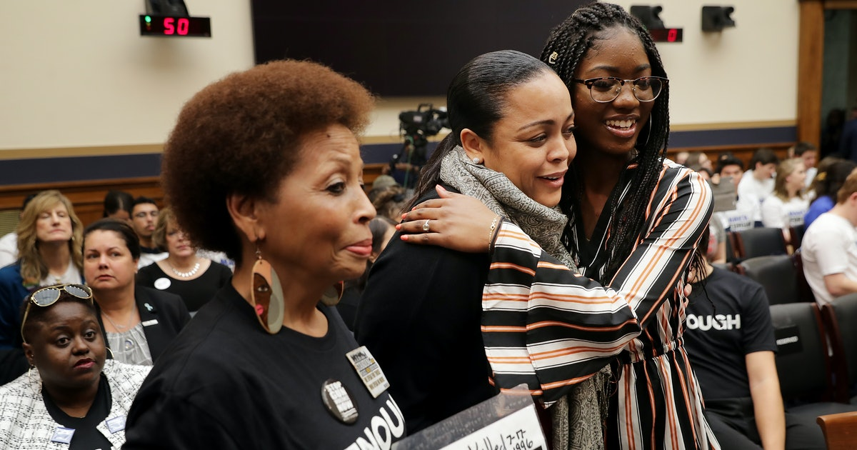 The House Recently Held Its First Gun Violence Hearing Since 2011