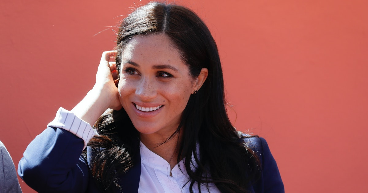 Meghan Markle's Assistant Private Secretary Is Leaving, But There's No Drama Here