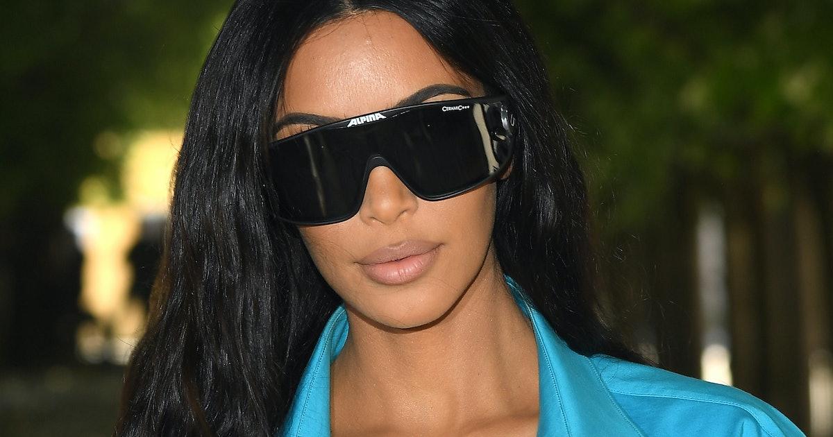 374cbe0613440 Kim Kardashian s Photos For Her Carolina Lemke Campaign Feature A TON Of  KKW Doppelgangers