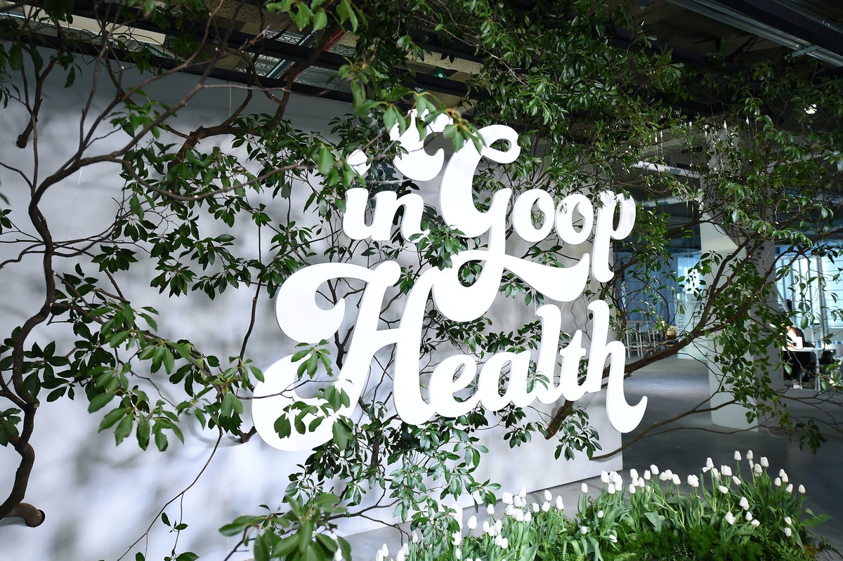 In Goop Health NY 2019 Shared These 3 Wellness Innovations You Should Know About For The Year Ahead