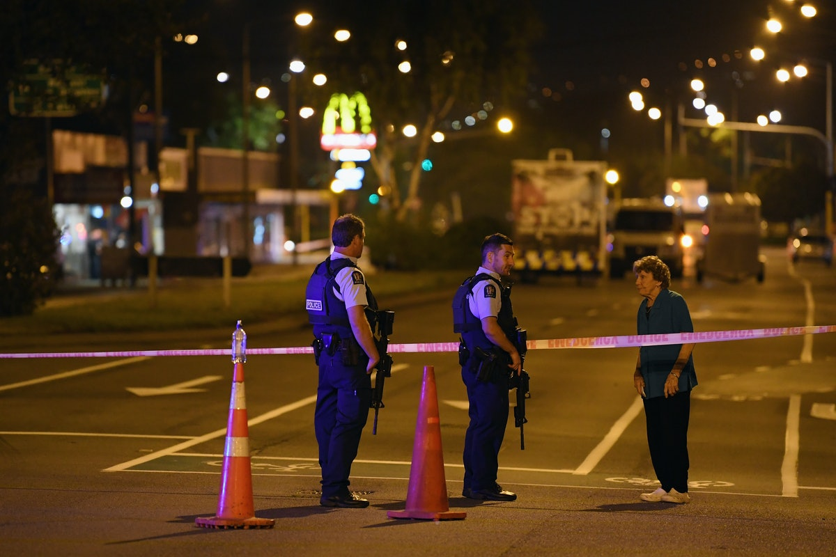 New Zealand Shooter Manifesto Update: Flipboard: Condolences Pour In After 49 Killed In New