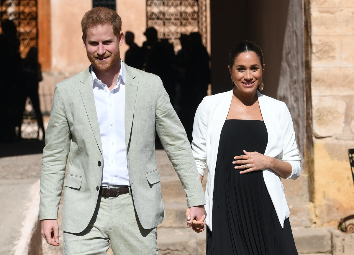 Meghan Markle & Prince Harry's Baby Name Odds Are Ever-Changing, But Here Are The Standouts