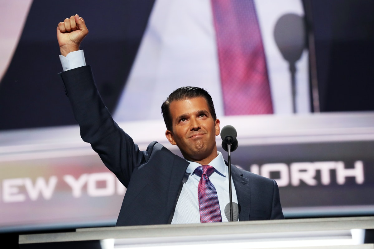 Donald Trump Jr.'s Comments On The College Admissions Scandal Backfired In The Worst Way