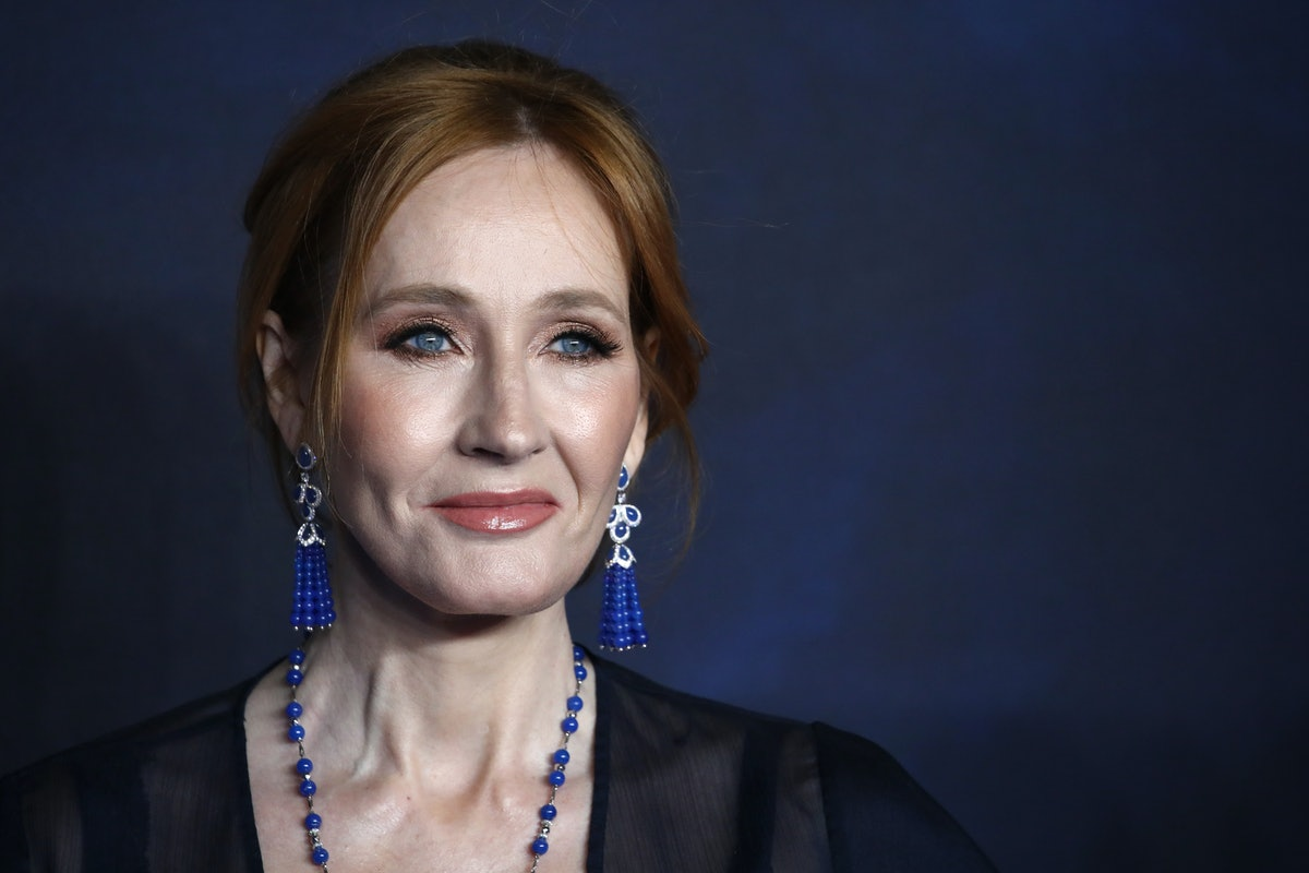 J.K. Rowling Is Receiving Massive Backlash For Her Latest Comments About Dumbledore & Grindelwald