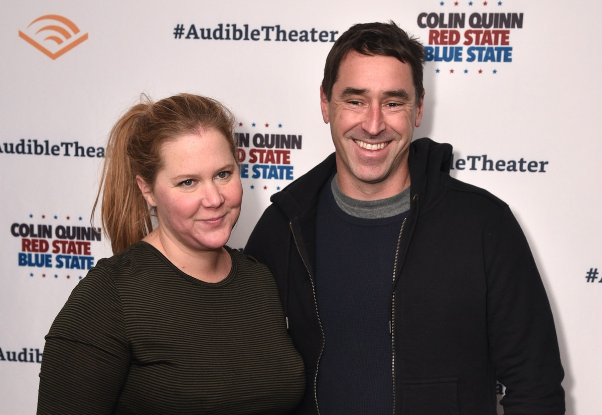 Photos Of Amy Schumer & Her Husband Prove They're The Most Relatable Celebrity Couple Around