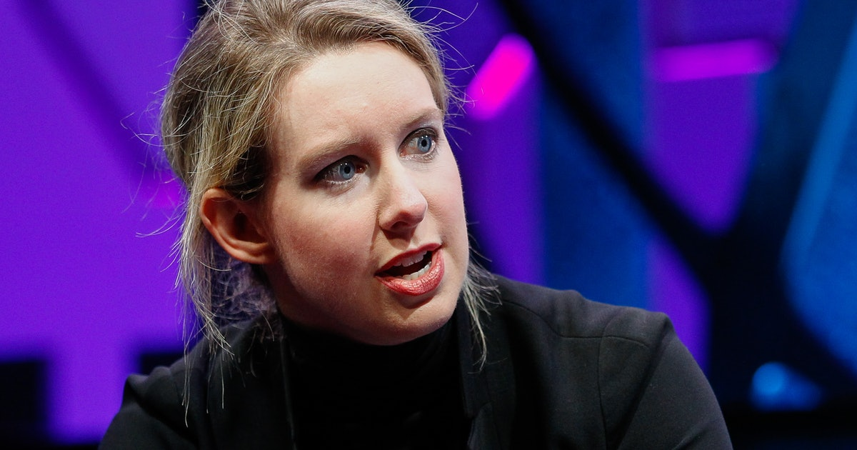Where Is Elizabeth Holmes Now? The Subject Of HBO's 'The