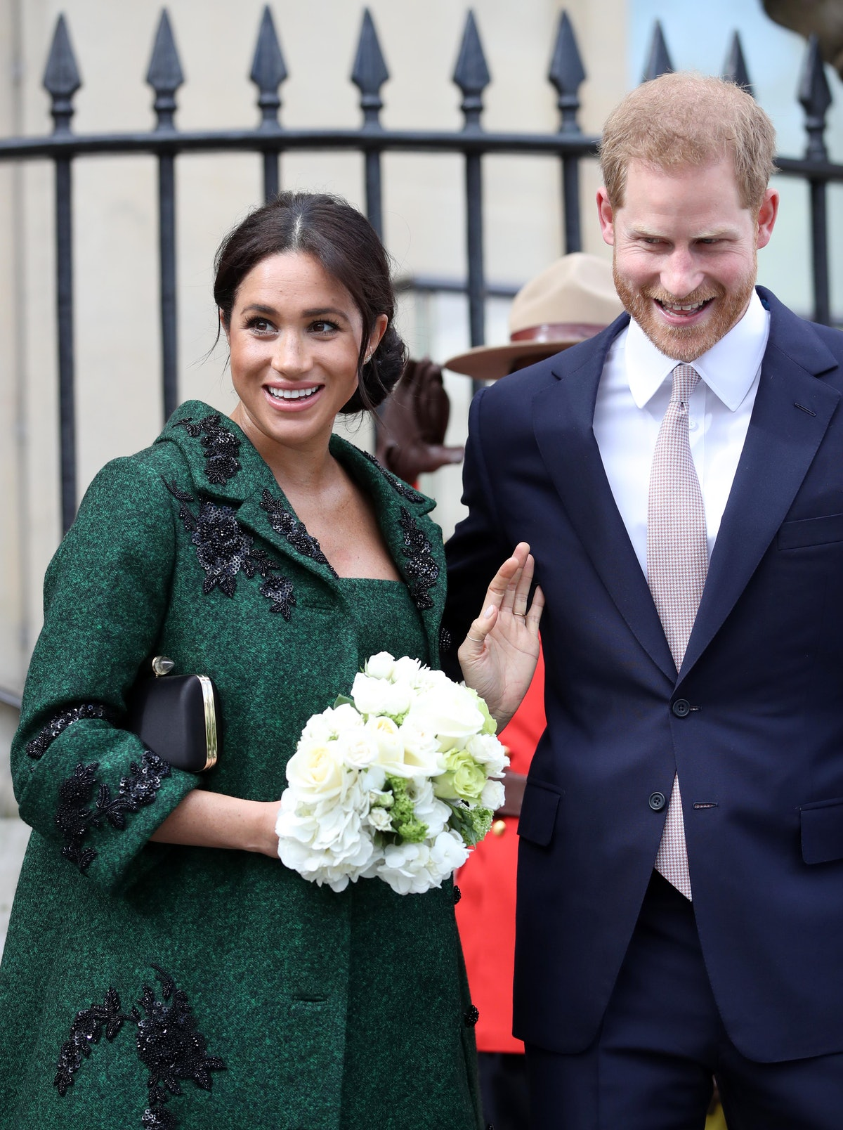How Long Will Meghan Markle's Maternity Leave Be? Kate Middleton's Time Away With Her Royal Kiddos May Provide A Clue