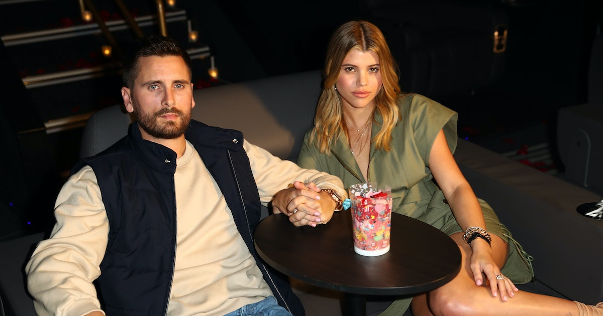 Sofia Richie S Quotes About Scott Disick Over Time Will