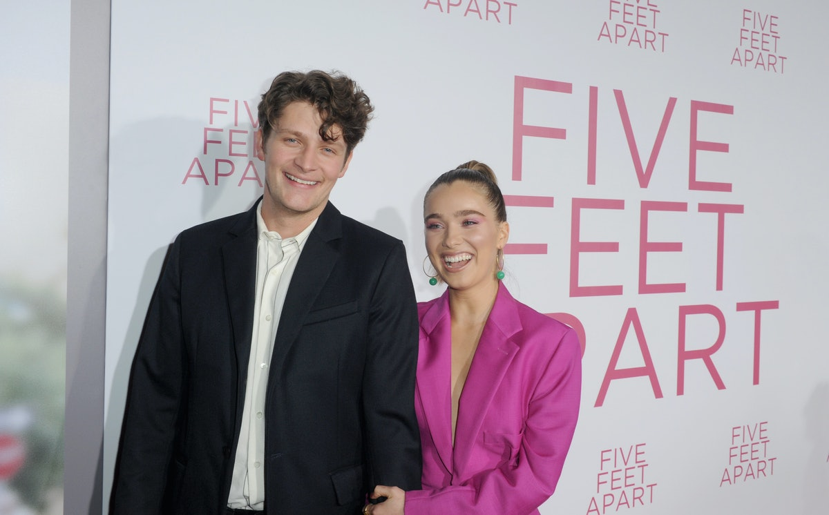 'Five Feet Apart' Star Haley Lu Richardson Proposed To 'Jane The Virgin' Actor Brett Dier in The Most Chill Way