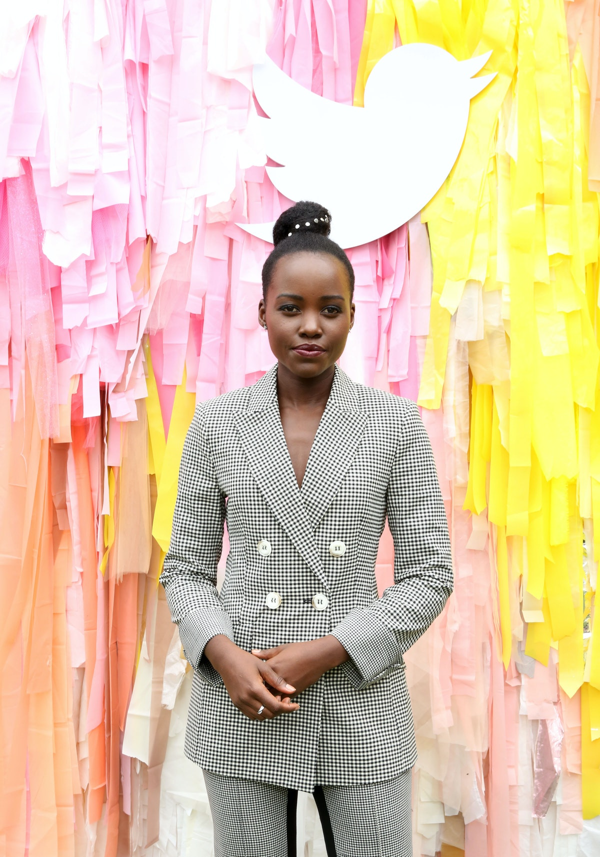 Lupita Nyong'o's Latest Street Style Looks Are Worth Recreating ASAP
