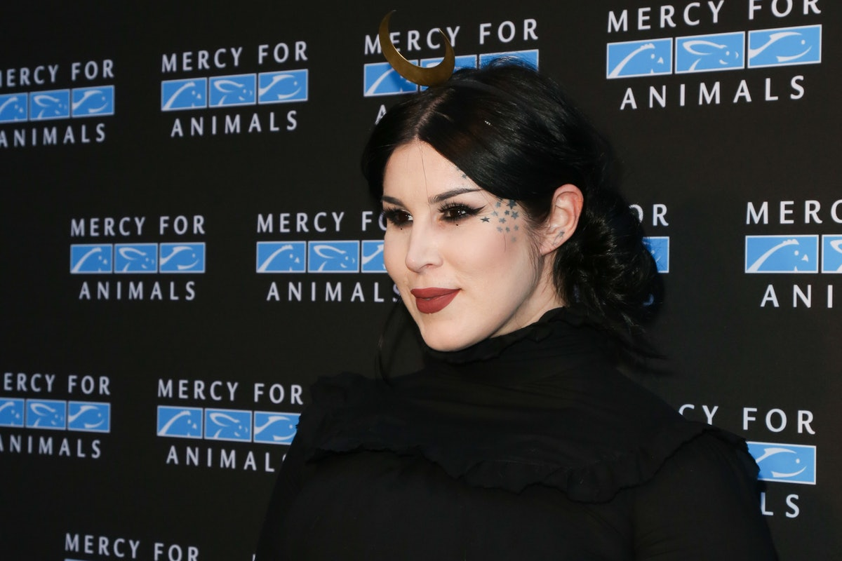 Kat Von D Denies She's Anti-Vaxx & Addresses Nazi Rumors In An Emotional Video