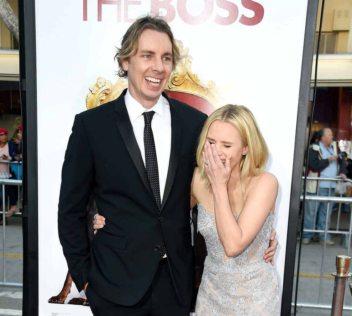 Kristen Bell & Dax Shepard's Quotes About Marriage In 'People' Are So Honest & Real
