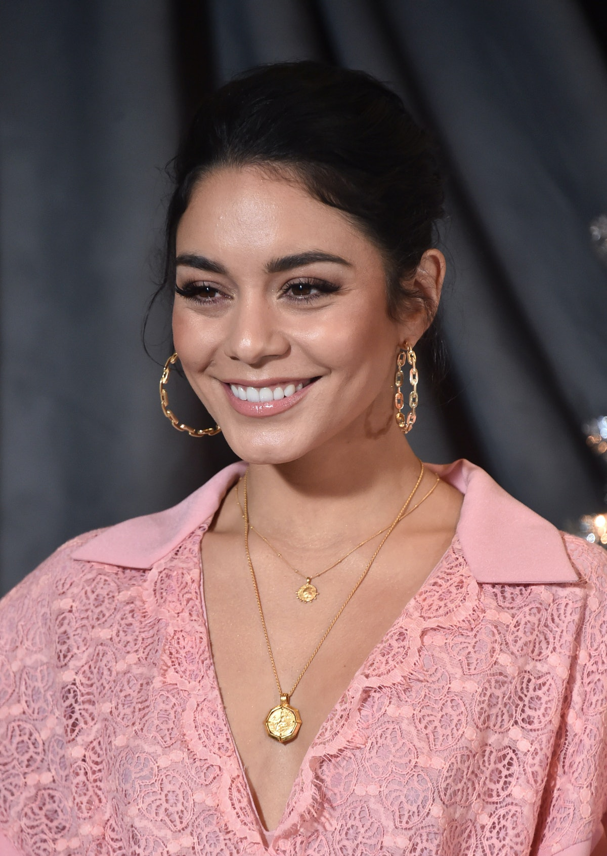 Vanessa Hudgens' 'The Knight Before Christmas' Movie Sounds Like A Fantasy Come True