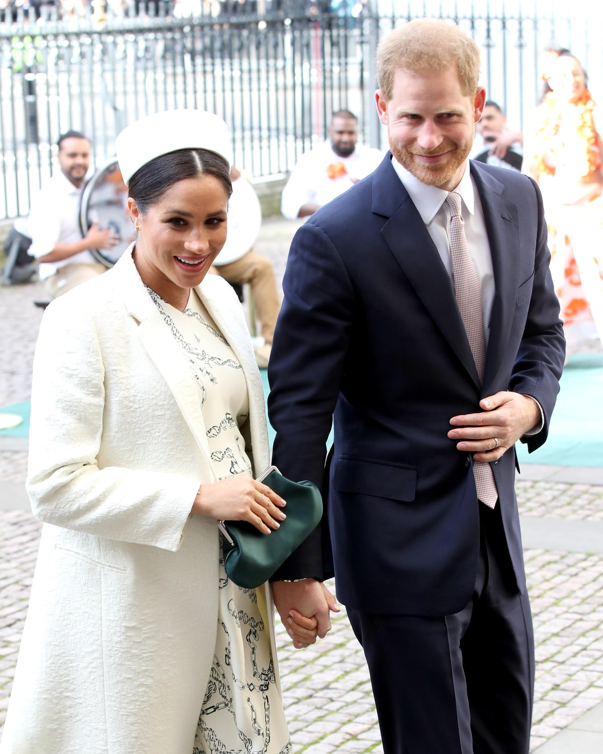 Why Are Meghan & Harry Moving Out Of The Palace? The Reported Reason Isn't Dramatic At All