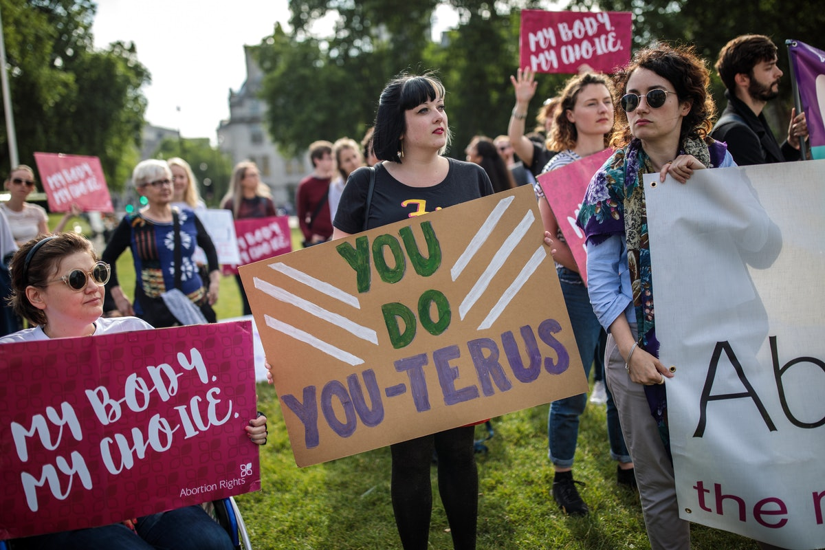 Kentucky Passes An Abortion Law That's Already Caught Up In A Lawsuit
