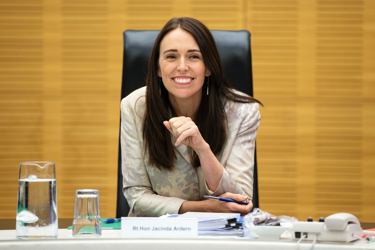 Jacinda Ardern Is Goals & Here Are All The Reasons Why