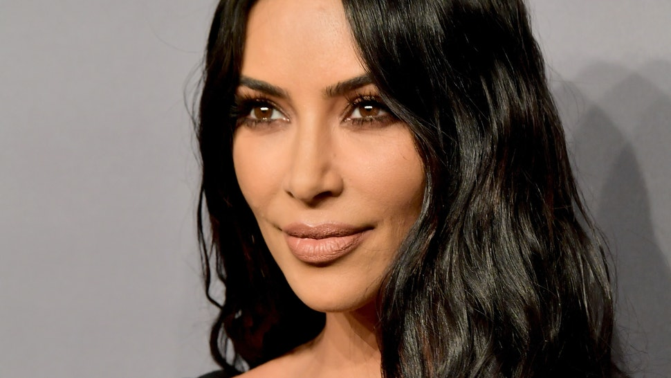 Kim Kardashian S Floor Length Hair Is Giving Serious Cher Vibes