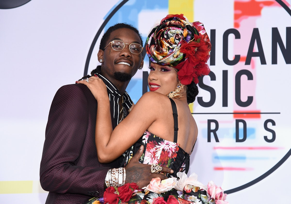 Offset Discussed His Proposal To Cardi B On Stage & Why He's OK With Their Relationship Being So Public