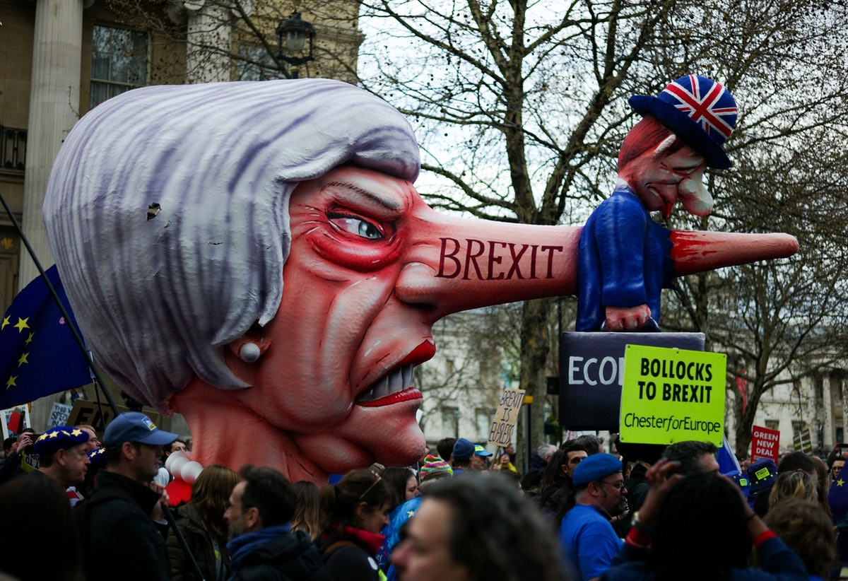 The Brexit Protest In London Was Absolutely Massive, & Here's What It Hopes To Accomplish