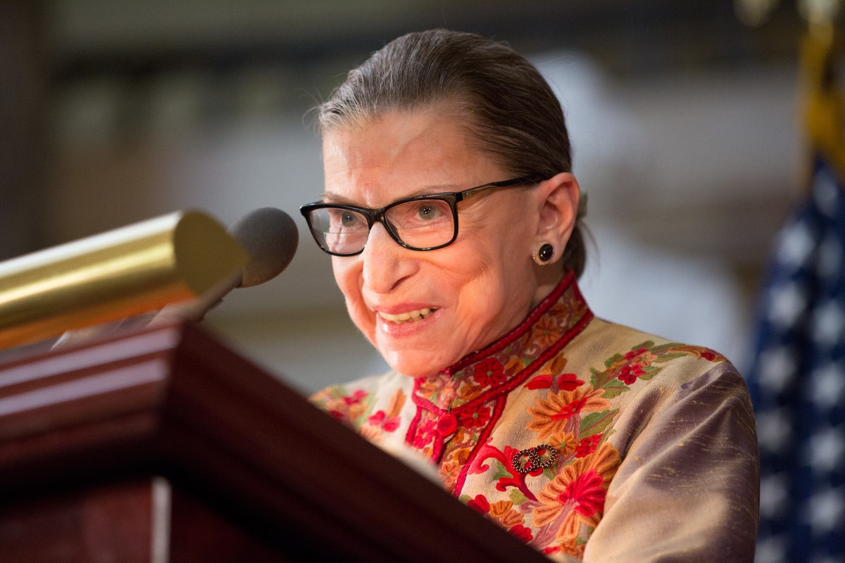 Samuel Adams' Ruth Bader Ginsburg-Inspired Beer Was Created Entirely By Women