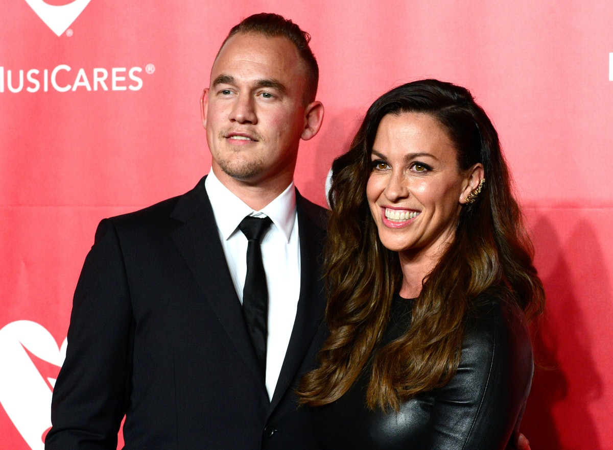 Who Is Mario Treadway? Alanis Morissette's Husband Is About To Be A Father Again