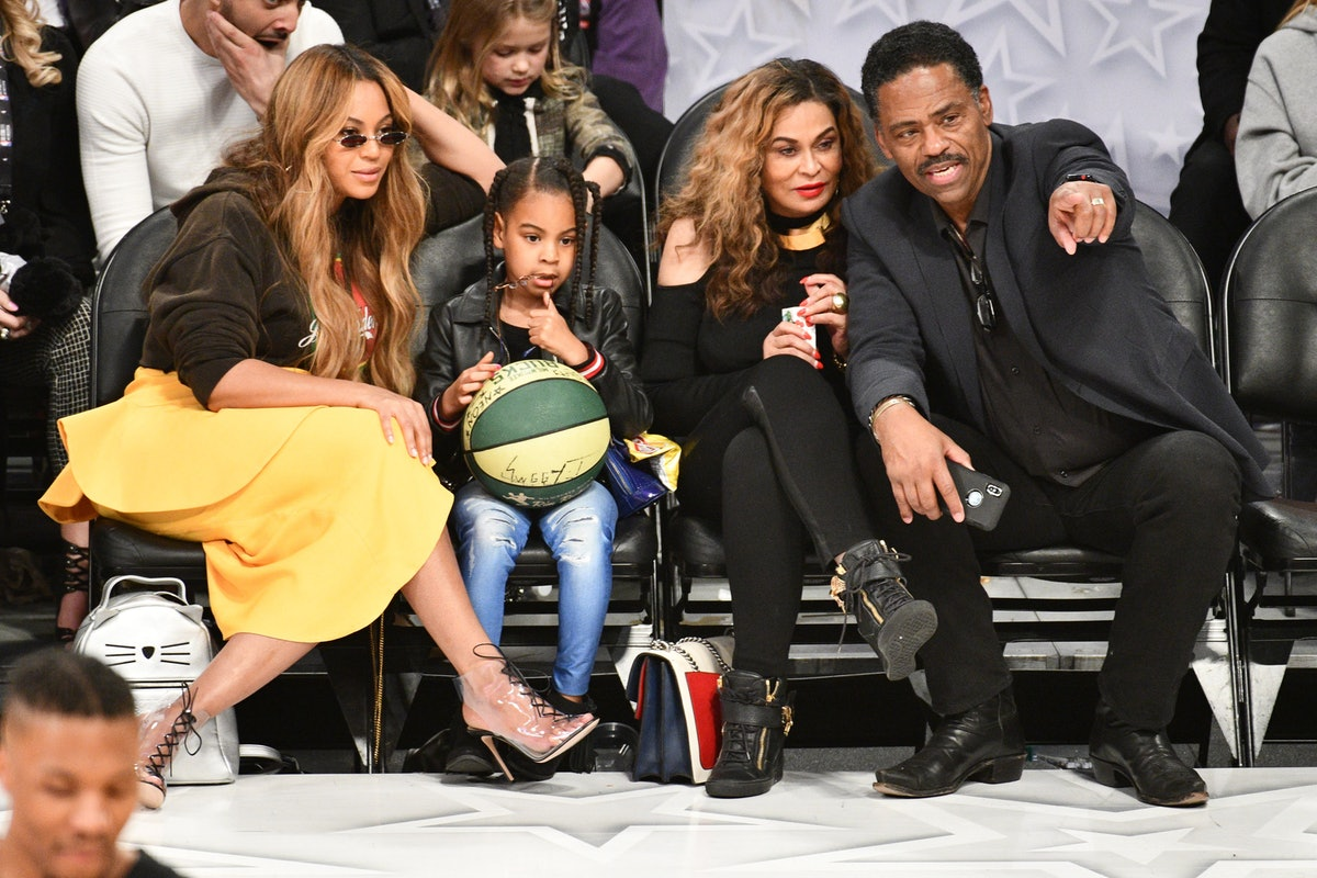 Blue Ivy Carter Shared A Joke With Grandma Tina Lawson That'll Leave Fans Laughing — VIDEO