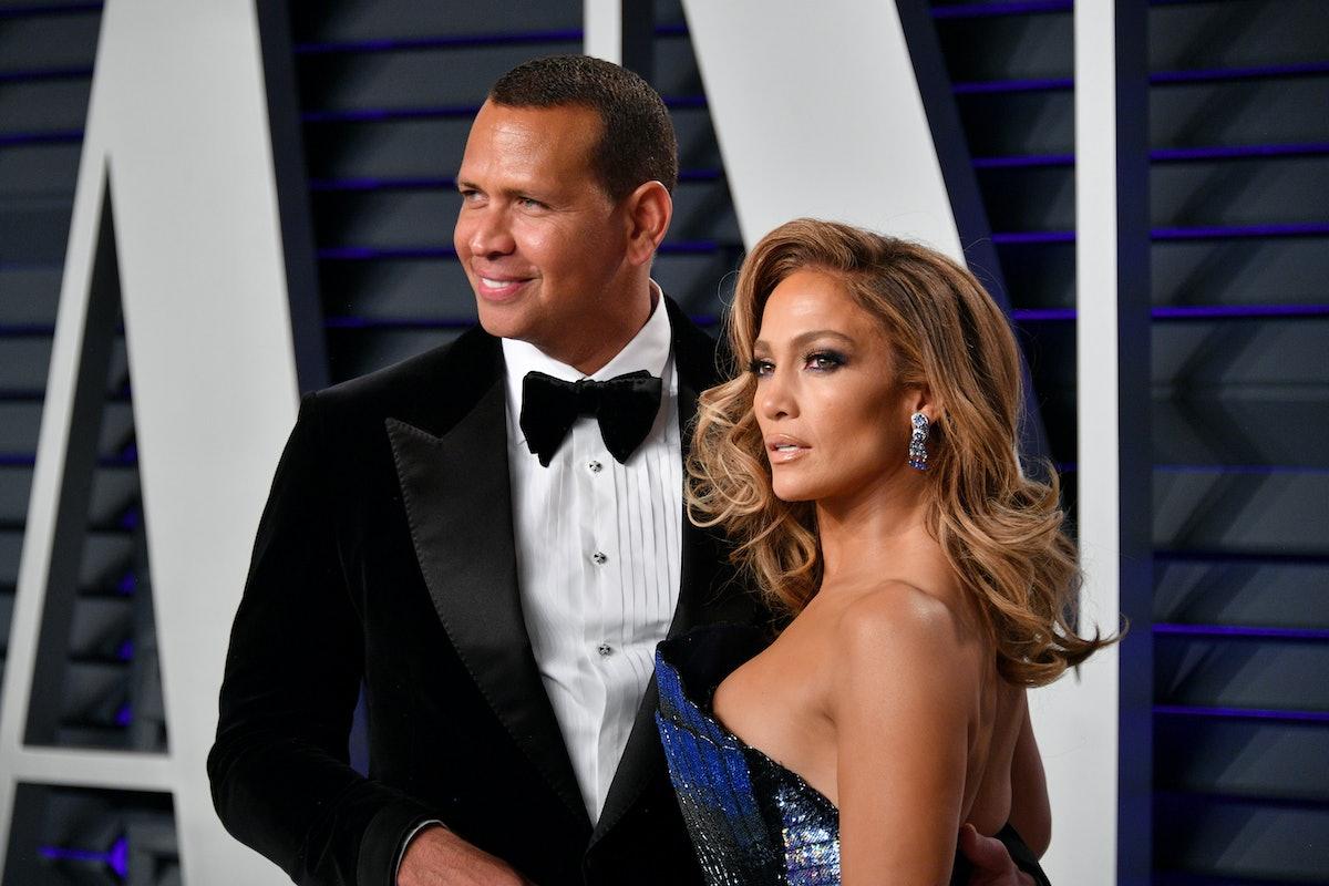 Alex Rodriguez's Supportive Instagram Message To Jennifer Lopez Is Major Relationship Goals