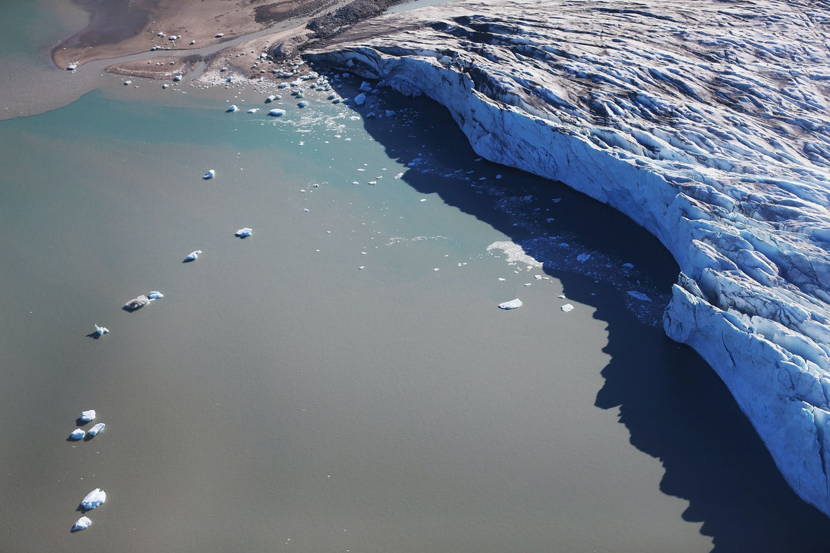 A Giant Glacier In Greenland Is Starting To Grow Back, But Don't Cheer Just Yet