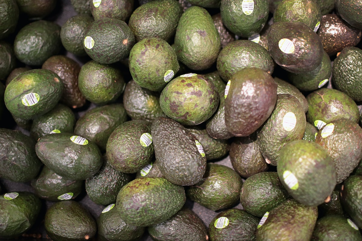 This Avocado Recall For Possible Listeria Contamination Impacts Six States
