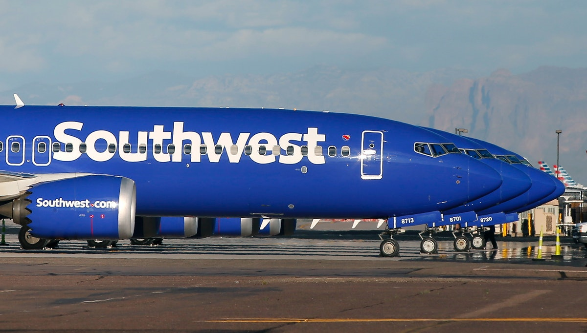 Southwest's End Of March Flight Sale Has $49 Fares For A Summer Beach Getaway