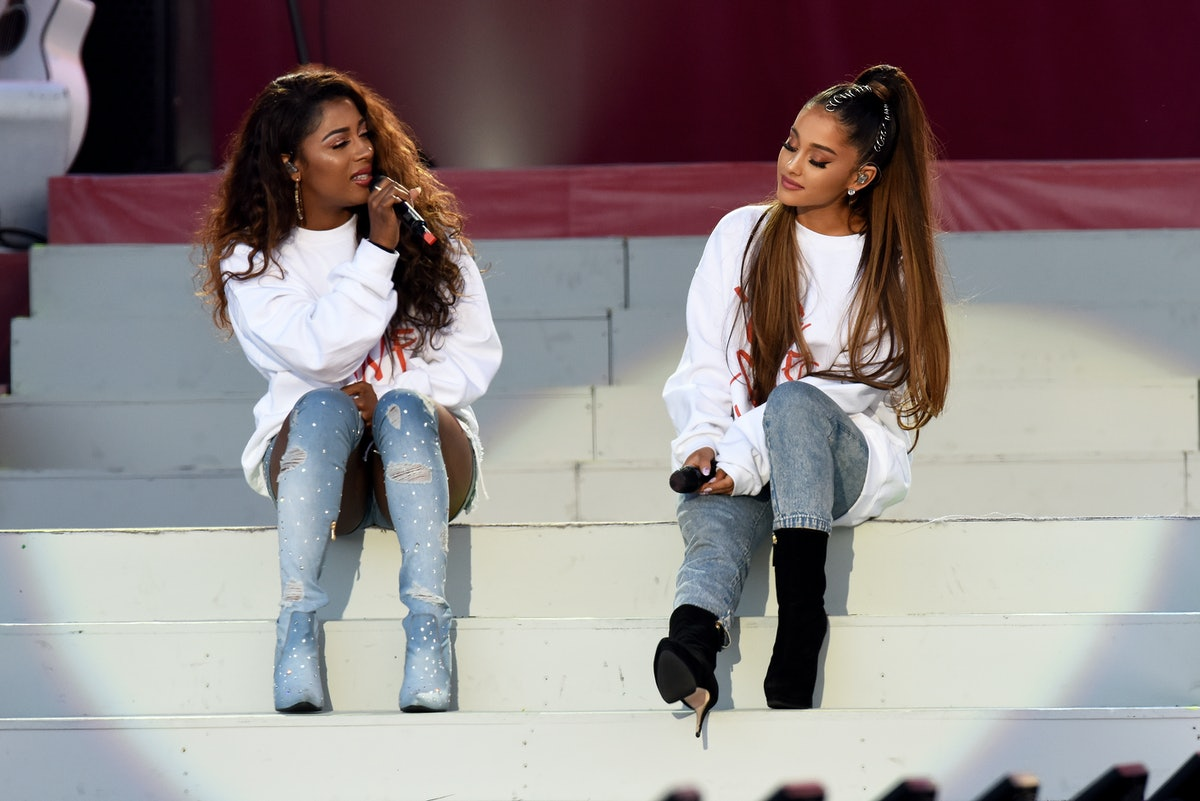 Ariana Grande Performed An Unreleased Track With Victoria Monét, Which Could Mean New Music Ahead — VIDEO