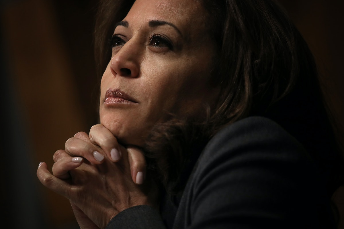 Kamala Harris Talks Teacher Pay, Decriminalizing Sex Work & Student Debt