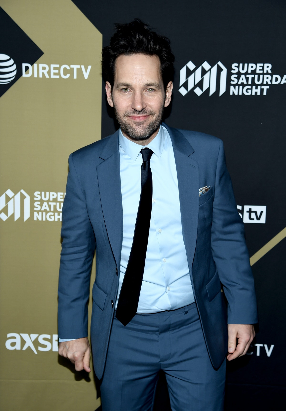 Paul Rudd's Response To People Joking That He Never Ages Is Too Perfect
